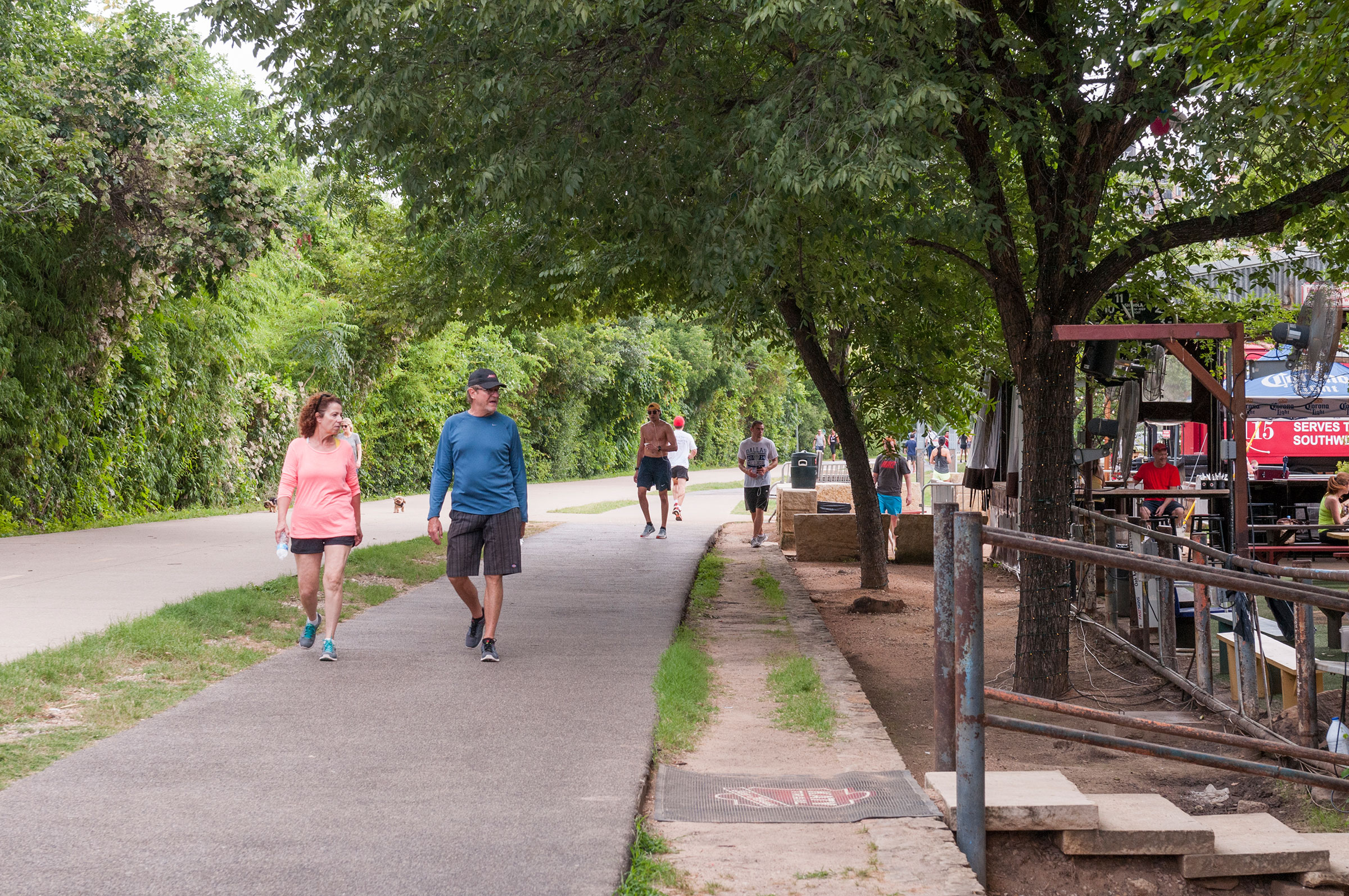 Guide to Uptown Dallas - Places to Live, Things to Do and ... Katy Trail Dallas