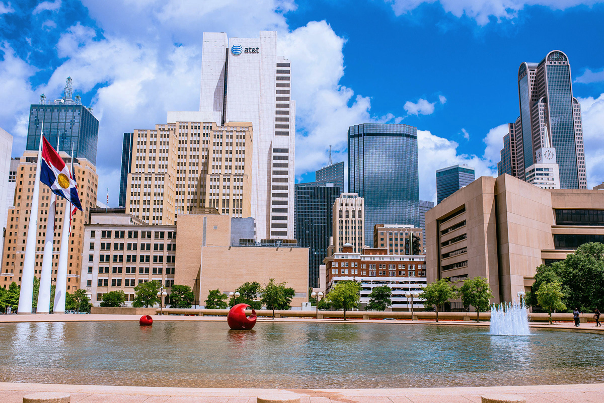 Guide to Downtown Dallas Places to Live Things to Do and