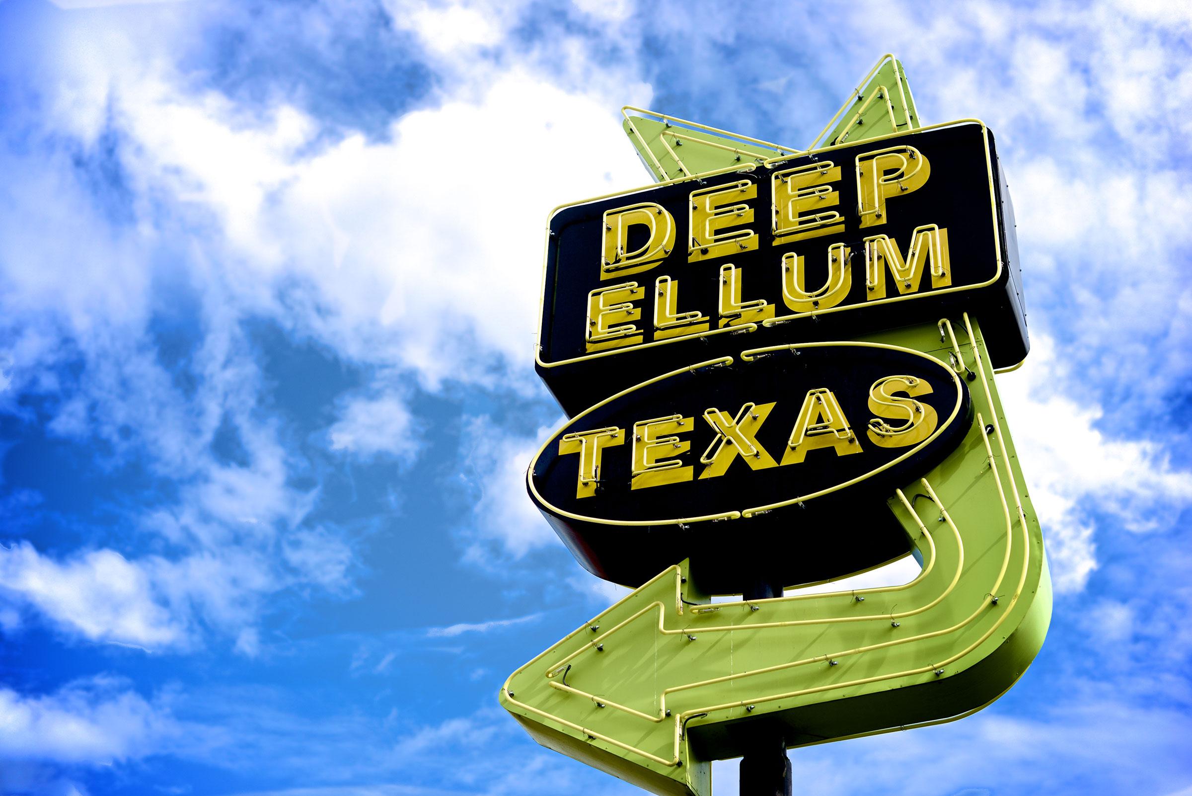 Restaurants In Deep Ellum Tx